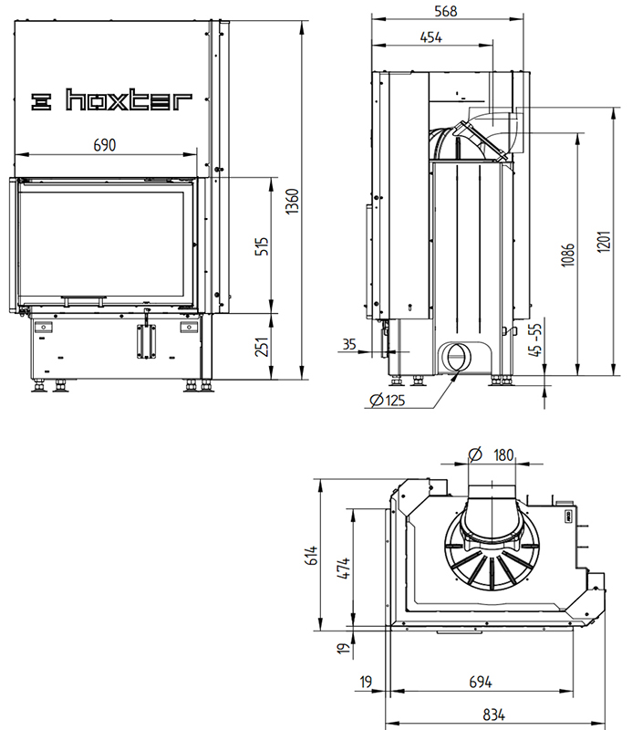 Ecka 67/45/51 с теплообменником как проводится гидропневматическая промывка теплообменников