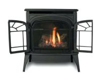 Radiance DV Gas Stove Classic Black